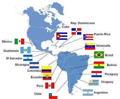Mudanza Latinoamérica