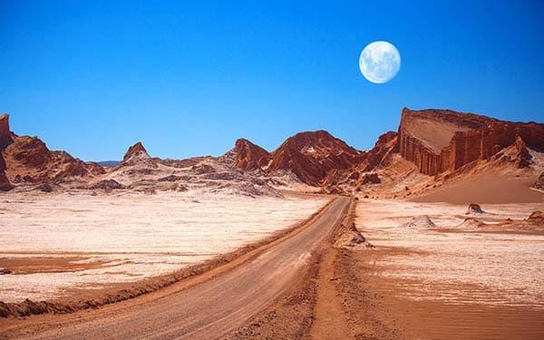 Mudanzas a Chile