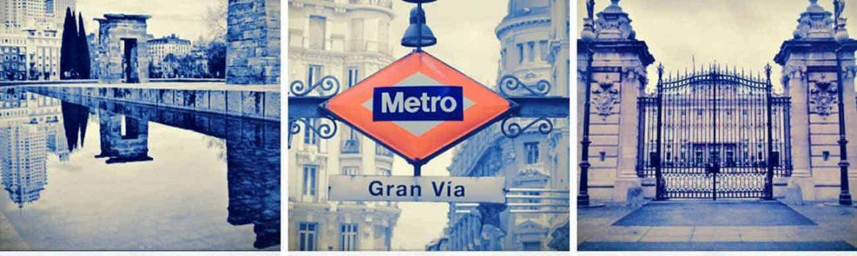 Mudanzas internacionales a Madrid