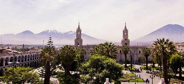 Mudanza a Perú