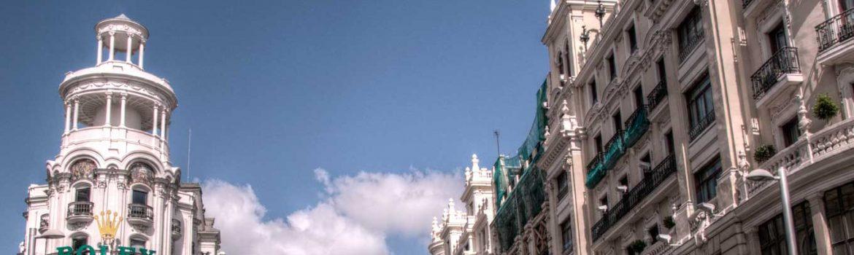 mudanza internacional Madrid
