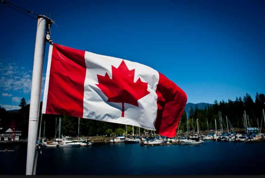 Mudanza internacional a Canadá