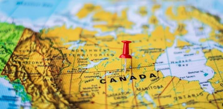 Mudanzas a Canadá