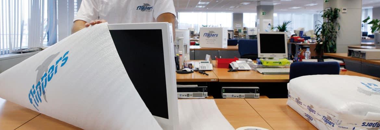 N i i en mudanzas de oficinas ah rrese problemas for Mudanzas de oficinas