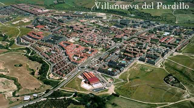Mudanzas Villanueva del Pardillo