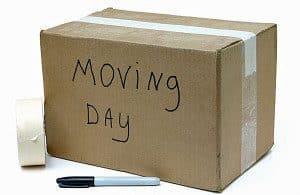 Mudanzas precios Caja moving day