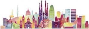 Mudança internacional des de Barcelona