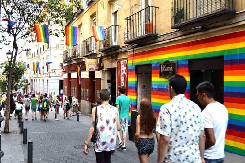 Mudanzas urgentes a Madrid