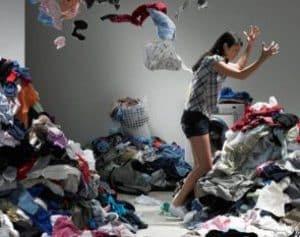 Como embalar ropa para mudanza Deshacerse de la ropa que no se usa