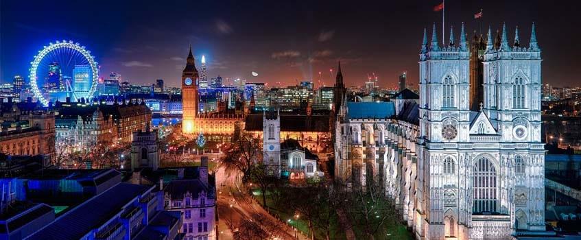 Mudanzas Madrid Londres