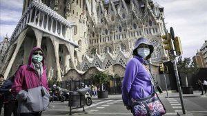 Mudances durant el coronavirus Barcelona