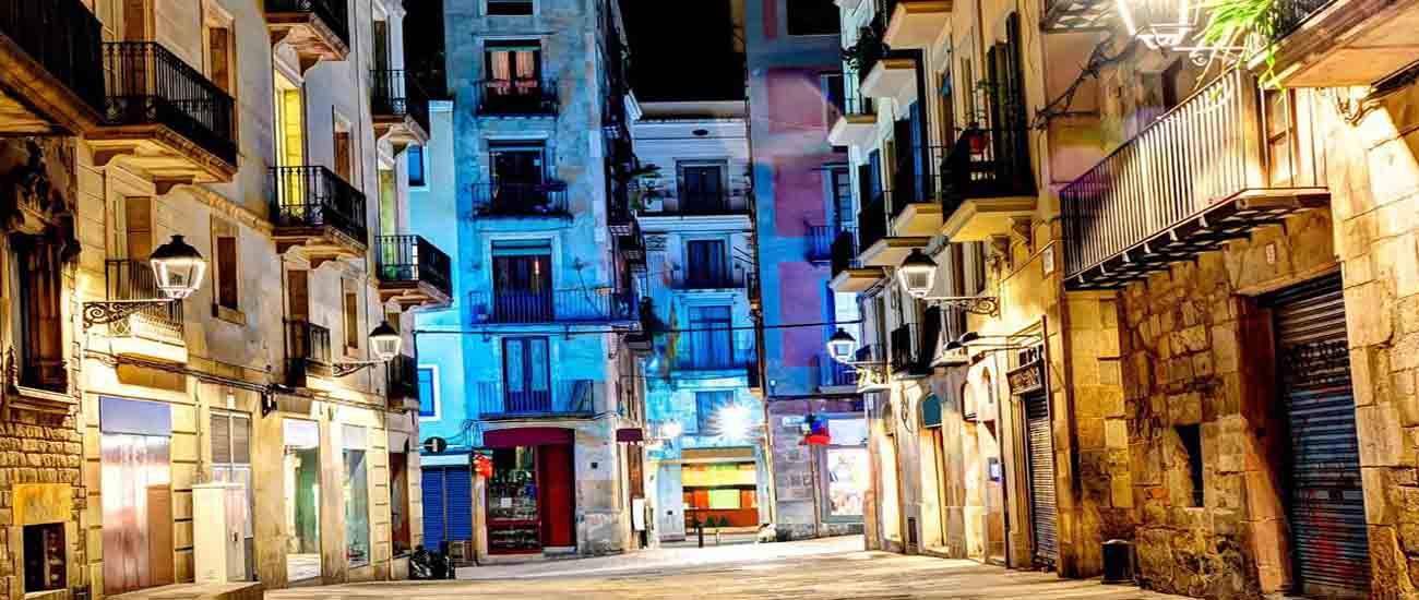 Mudanzas con grúa en Barcelona Destacada