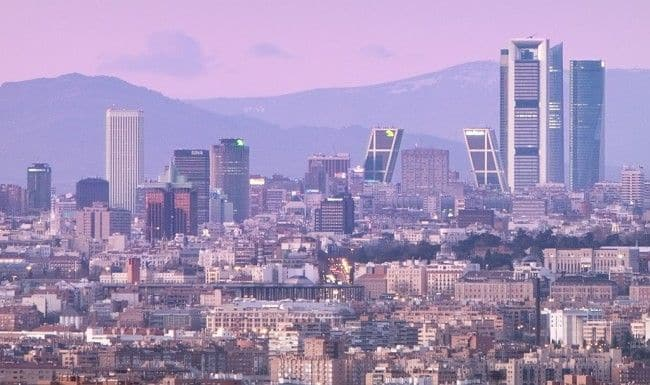 Guardamuebles oficinas Madrid